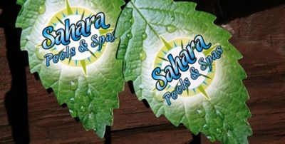 Die cut into leaf shape. Extreme Business Cards - Greenway Print Solutions