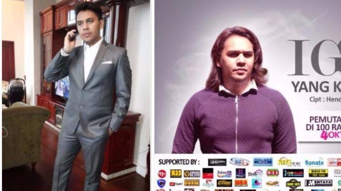 Lama Tak Terdengar, Igo Idol Comeback dengan Rambut Gondrong dan Siap Rilis Single Terbaru