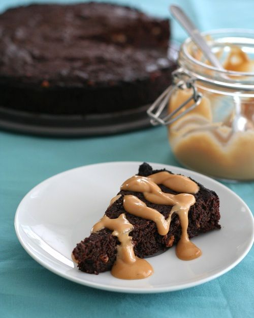 Flourless Chocolate Torte @dreamaboutfood