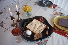Seder de Pesaj (Pascua judía) «Universalidad y definitividad» (comentario al evangelio dominical)