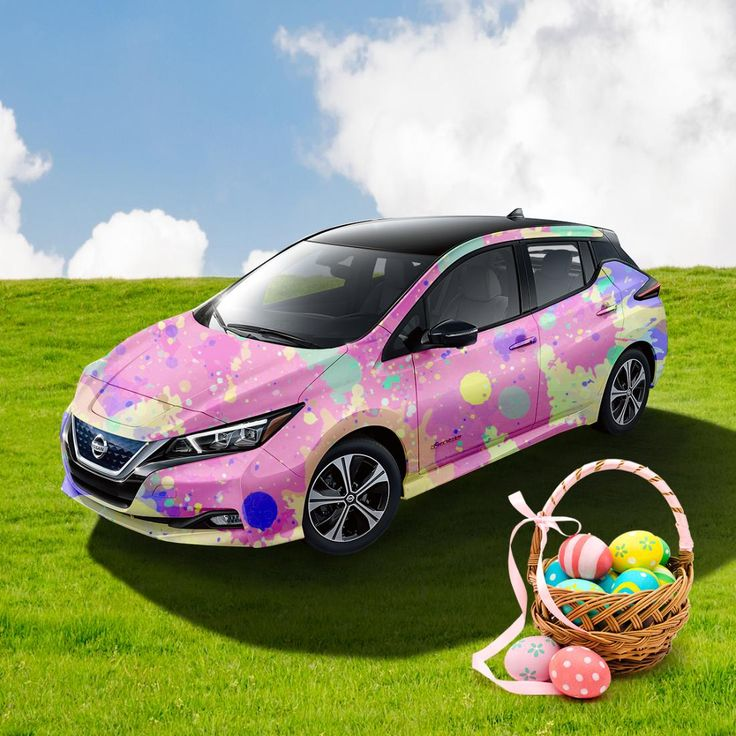 HAPPY EASTER From the whole Mossy Nissan Family