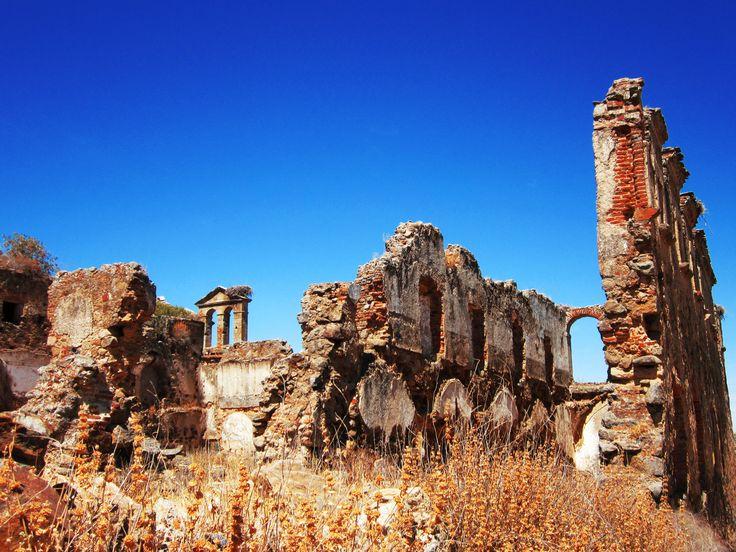 Convento Agustino de San Joaquín, en Santa Cruz de la Sierra. #Convento #Convent #ruinas #Ruins #Art #Arte