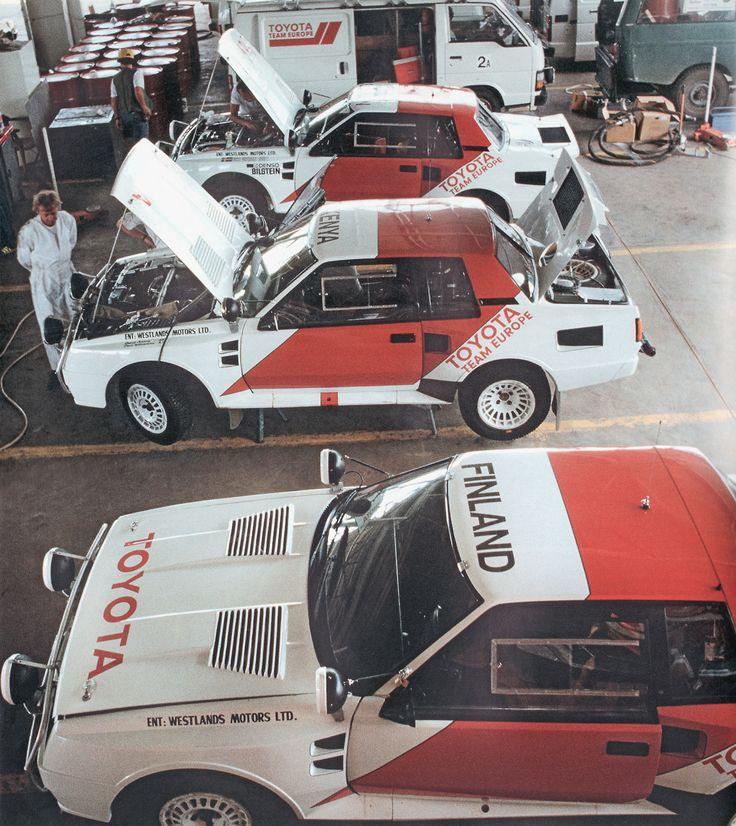 Toyota Celica Twin-cam Turbo