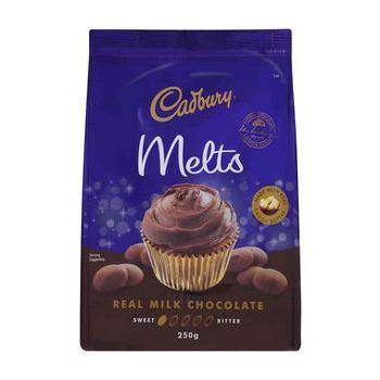 Real Milk Chocolate Buttons – Cadbury 250g | Shop Australia