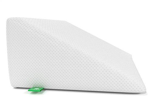 Bed Wedge Pillow with Memory Foam Top - Best for Sleeping Rest or Elevation -  sc 1 st  Pinterest & Best 25+ Bed wedge pillow ideas on Pinterest | Wedge pillow Back ... islam-shia.org