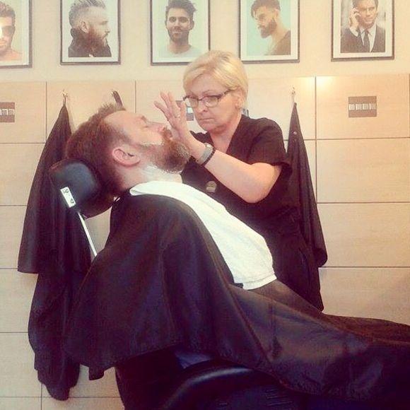 Fryzury - Barber