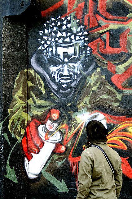 Montreal Graffiti #streetart