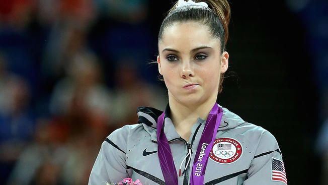 McKayla Maroney Steps Away from Gymnastics Competition, Is Not...: McKayla Maroney Steps Away from Gymnastics Competition,… #McKaylaMaroney