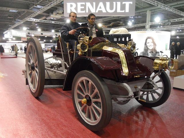 Just A Car Guy: Renault