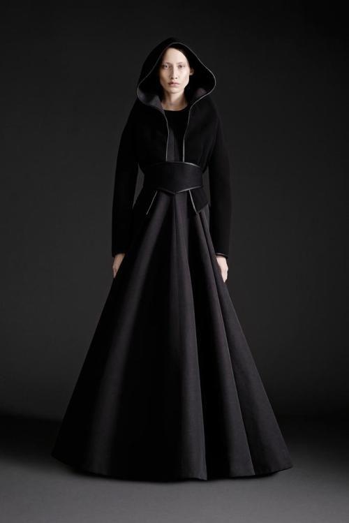 gothic fashion power haute macabre