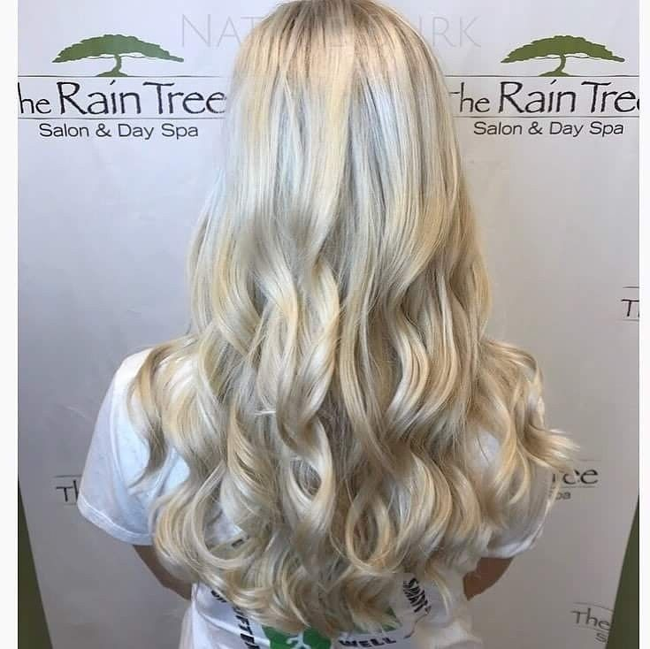 Pin By The Rain Tree Salon And Day Sp On Blondes Long Hair Styles Hair Styles Hair