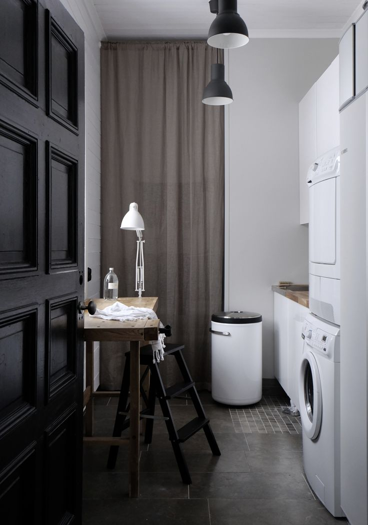 Laundry room update.