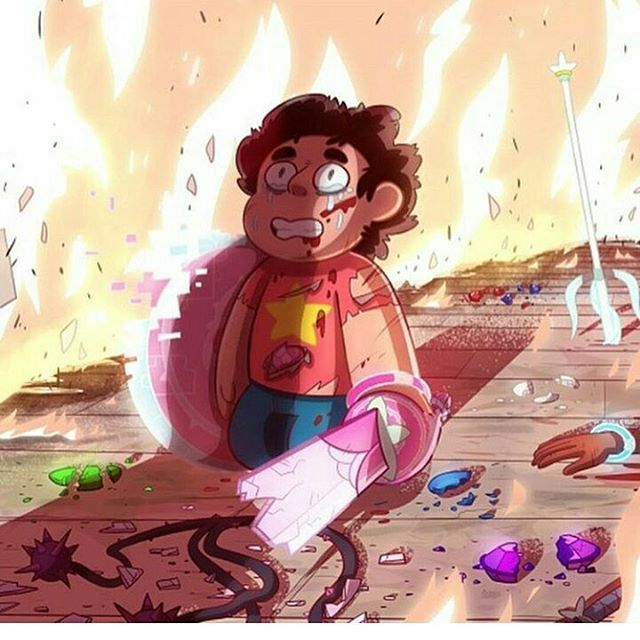 Well it's friday and you know what that means ~ ~ Credits to Zetrystan ~ ~ [Tags] #steven #universe #su #stevenuniverse #garnet #ruby #sapphire #amethyst #pearl #peridot #lapis #jasper #opal #sugilite #sardonyx #alexandrite #malachite #gems #spacerocks #crystals #crystalgems #homeworld #homeworldgems #yellowdiamond #bluediamond #yellowpearl #bluepearl