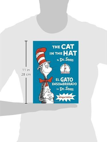 The Cat in the Hat/El Gato Ensombrerado: Bilingual Edition (Classic Seuss)