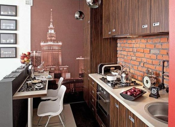 small but very nice kitchen
