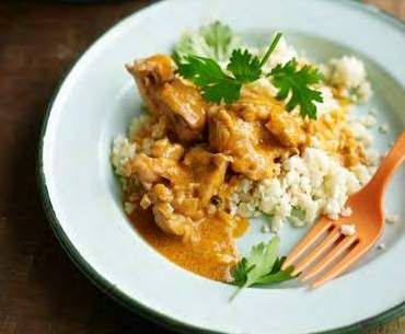 Paleo Butter Chicken- Adapted from Pete Evans