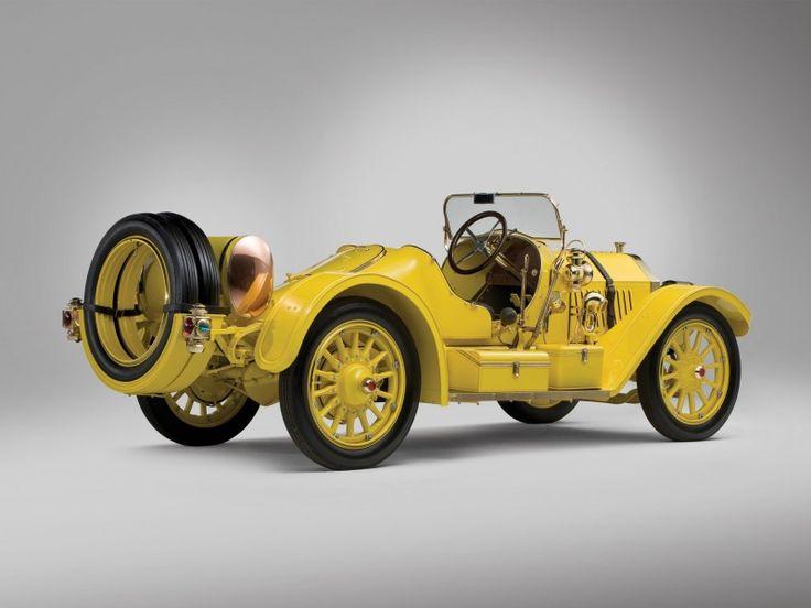Oldsmobile Autocrat Racing Car 1911 #Classic #Car repinned by #carpoos.com