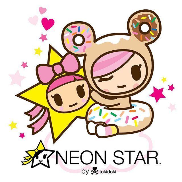 neon star by tokidoki - photo #25
