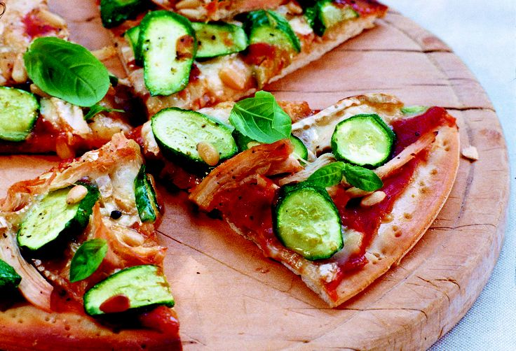 Chicken pizza - HomeChoice Cookbook Volume I. Find the recipe here: http://hometalk.homechoice.co.za/content/chicken-pizza