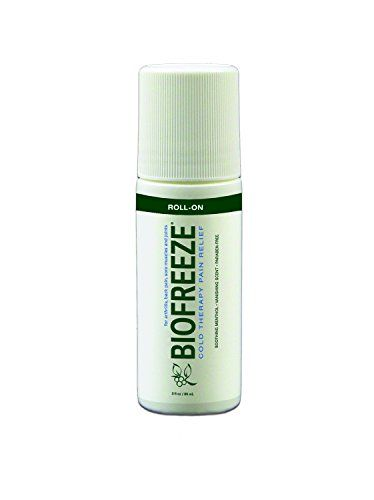 Biofreeze Pain Relief Gel for Arthritis, 3 oz. Roll-on To...