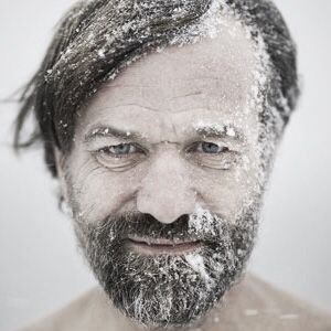 "Wim Hof aka ""The Iceman"""