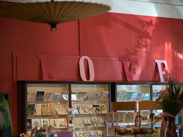 Don't you just love a handwritten card? Kong Lung Trading has one of the best selections of greeting and note cards on the island of Kauai.
