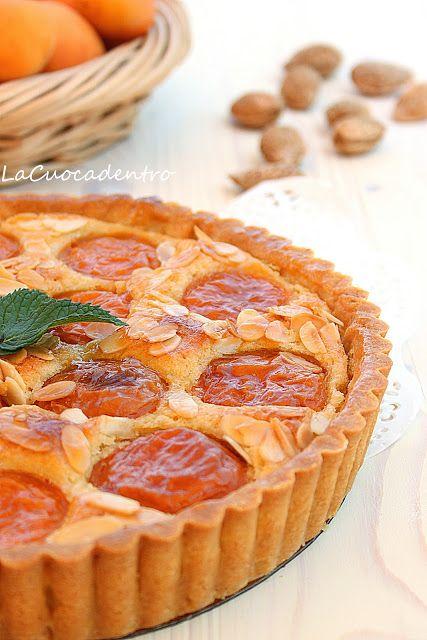 Torta frangipane e albicocche di Ernst Knam – La Cuoca Dentro