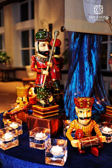 Rajasthani Elements Event Decor by Occasions by Shangri-La