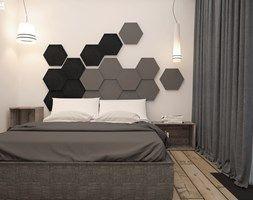 Apartament Heksagon - zdjęcie od TAKE [DESIGN]