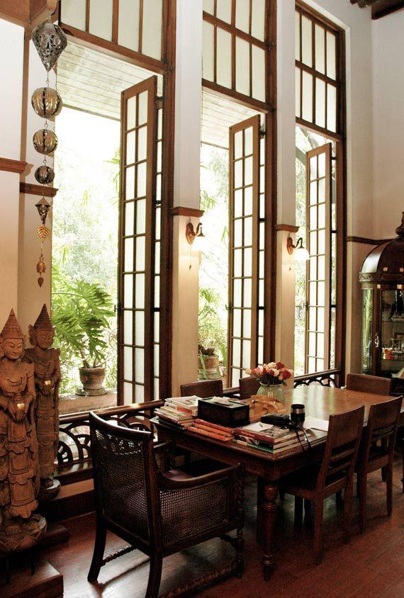 AriyasomVilla Luxury Boutique Hotel Bangkok : 5 star Bangkok Sukhumvit Hotels . Thailand Stopover Hotel