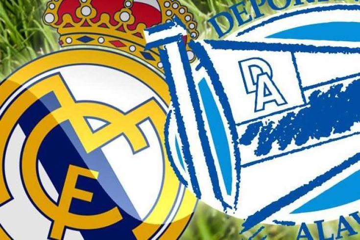 Real Madrid 0 Alaves 0 LIVE SCORE: Latest updates from the La Liga clash at the Bernabeu: * Real Madrid 0 Alaves 0 LIVE SCORE: Latest…