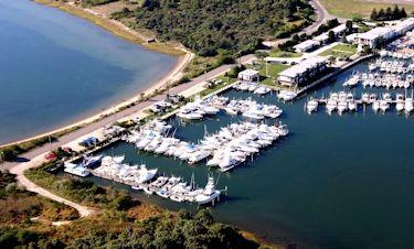 Snug Harbor, Marina and Motel, Montauk, NY - Pet Friendly accommodations!