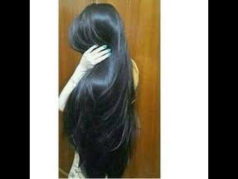 اقوى الوصفات لتطويل الشعر و منع تساقطه من الاستعمال الاول من زمن الطيبين(امهاتنا و جداتنا) - YouTube