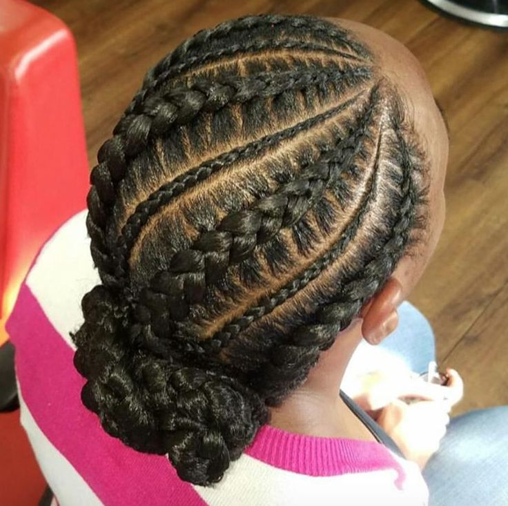 166 Best Cornrow Hairstyles For Kids Images On Pinterest