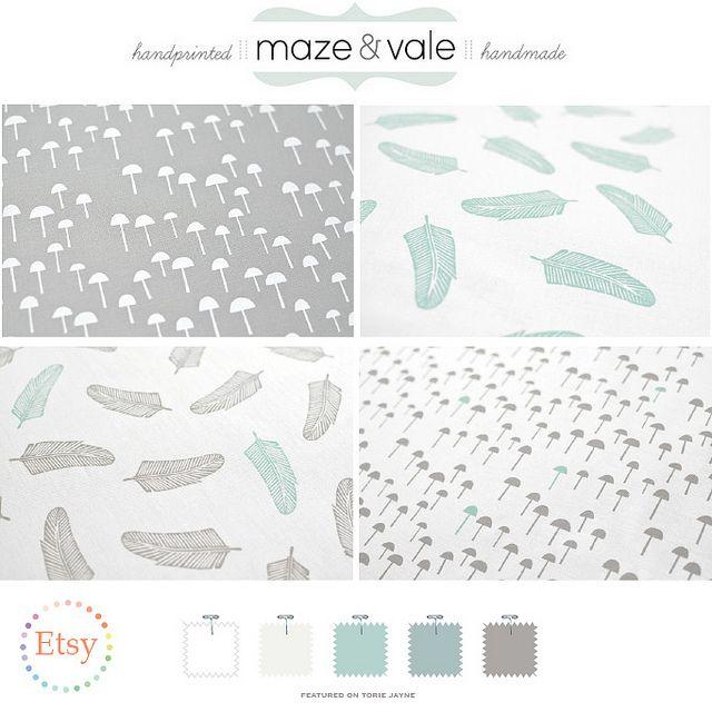 Maze & Vale on Etsy by Torie Jayne
