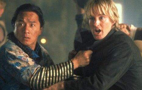 Shanghai Noon Sequel in the Works  A sequel to Shanghai Noon is moving forward at MGM and Napoleon Dynamite director Jared Hess is attached to direct.  According to The Hollywood Reporter this third entry in the beloved action-comedy series is titled Shanghai Dawn and may once again star bothJackie Chan and Owen Wilson as the pair are currently in talks to reprise their roles as Chon Wang andRoy O'Bannon respectively.   Jackie Chan and Owen Wilson in Shanghai Noon  Continue reading…