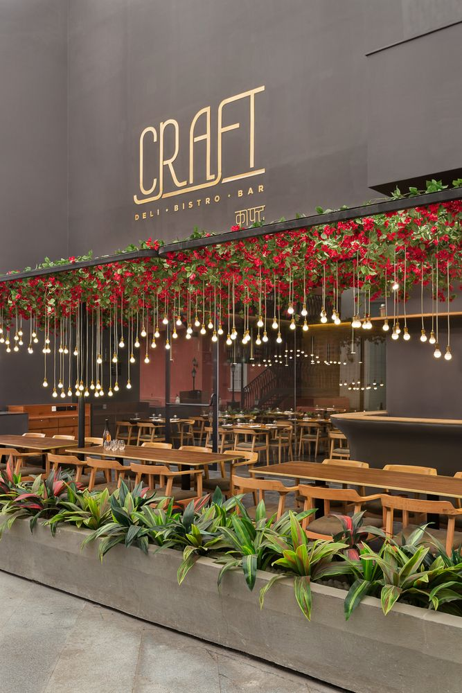 CRAFT Restaurant / Sameep Padora & Associates - Mumbai, Maharashtra, India
