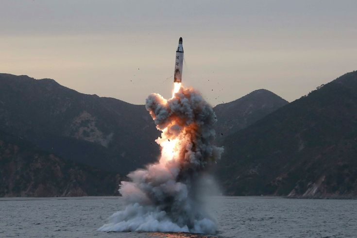 North Korean Submarine Missile Threat Prompts U.S.-Led Military Drills