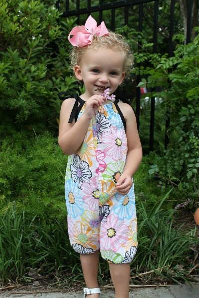 The Rory Bubble Romper for girls Girls sewing by SeaminglySmitten, $7.00