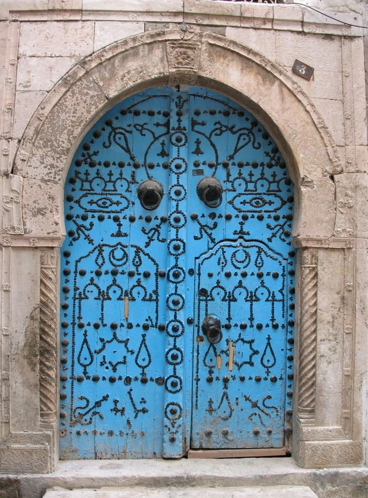 Morocco: Moroccan Architecture, Favorite Places, Farm Advisor, Doorway, Blue Doors, Art, Windows