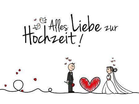 14 best Glckwunsch zur Hochzeit images on Pinterest