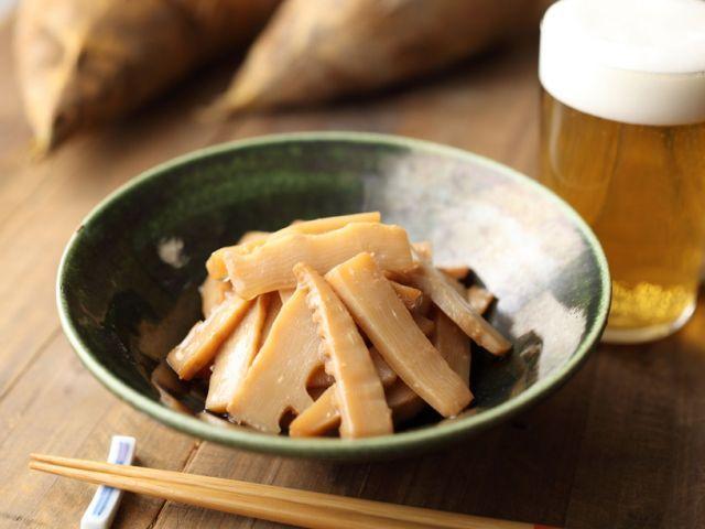 ビールが止まらない!たけのこで作る「自家製メンマ」レシピ - macaroni