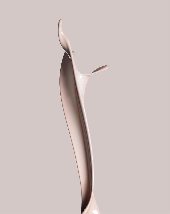 Eric SAUVAGE | Cream Sculptures