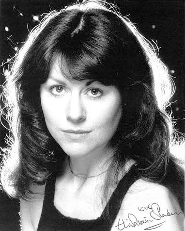 Sarah Jane, played by late Elizabeth Sladen - one of the companions whom, when the Doctor speaks of, there is a slight softness in his voice, barely noticeable, but is definitely there.