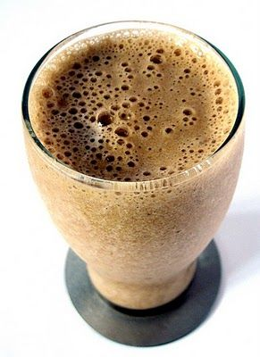 Cappuccino Smoothie Frothy Coffee Thermomix