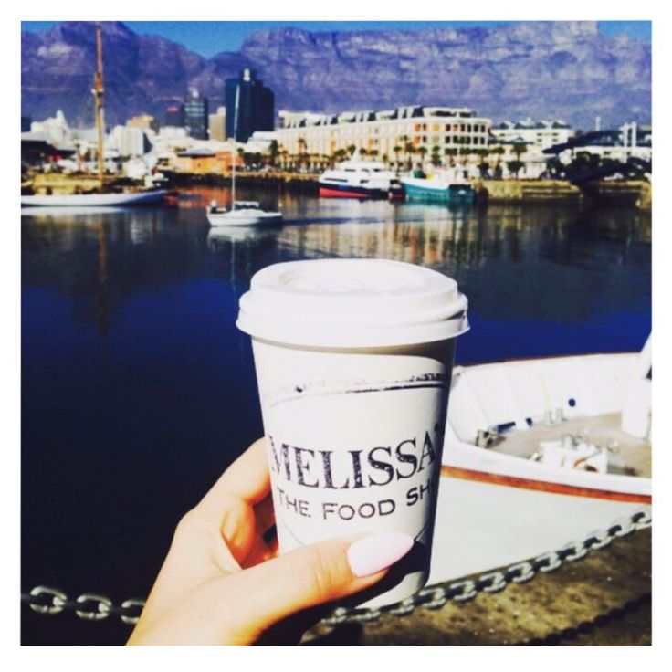 #trugelsa #mani and #coffe from @melissas_za #brandambassador #tarynlouch @TarynLouch #mondays #nailedit