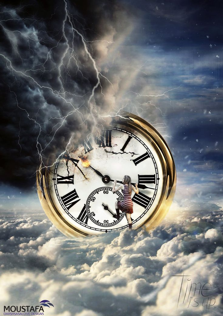 Time is UP + Tutorial by DARSHSASALOVE on DeviantArt