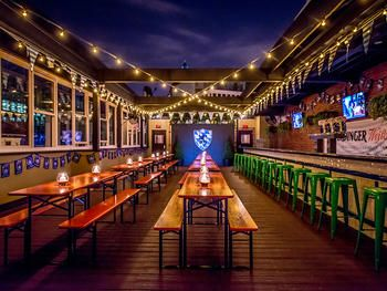 The best rooftop bars in Washington, DC