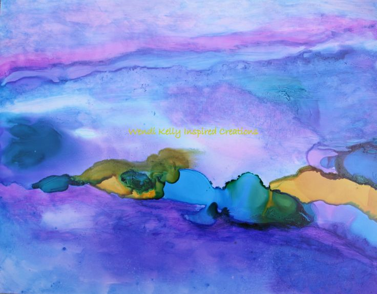 In the Mist  Artist, Wendi Kelly