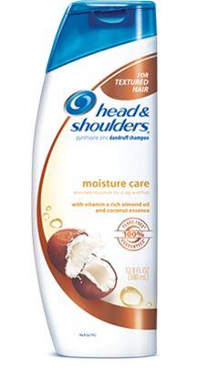 #Head&shoulders Moisture Care Shampoo. Love this for textured hair! xx